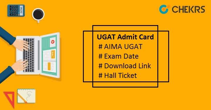 ugat admit card 2019