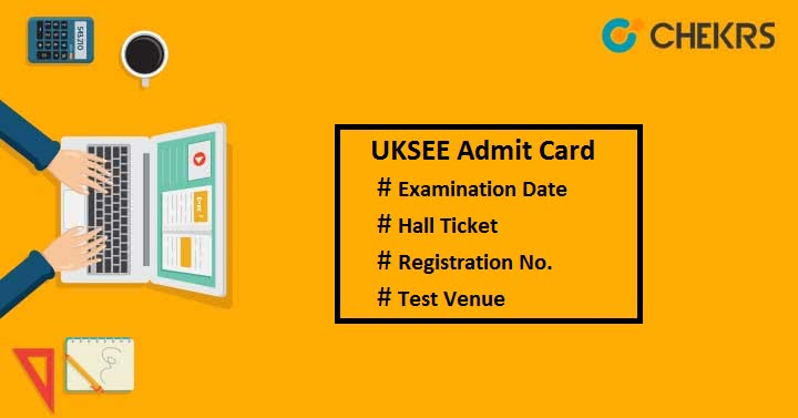 UKSEE Admit Card 2019