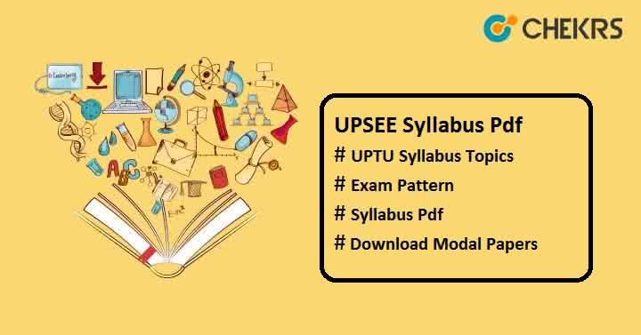 upsee syllabus pdf