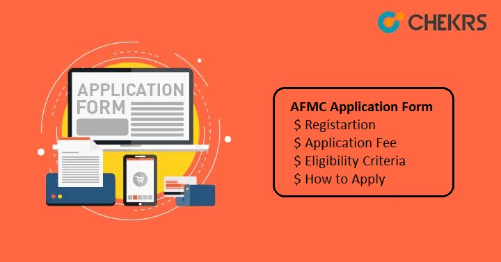 AFMC Application Form