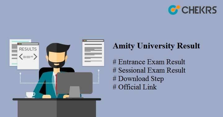 amity university result Amity JEE