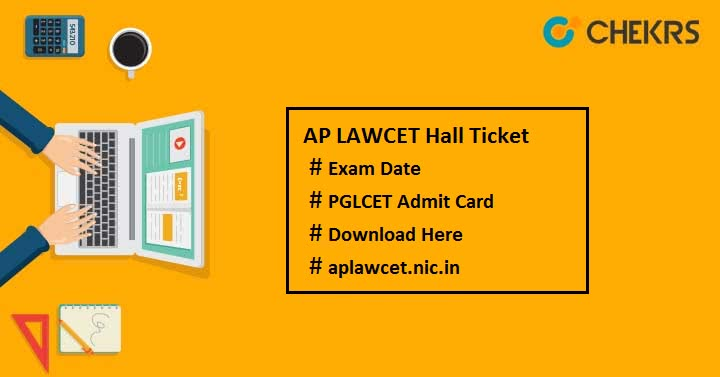 AP LAWCET Hall Ticket 2019 AP PGLCET Hall Ticket