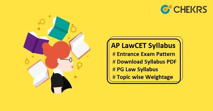 AP LAWCET Syllabus