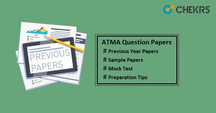 ATMA Question Papers