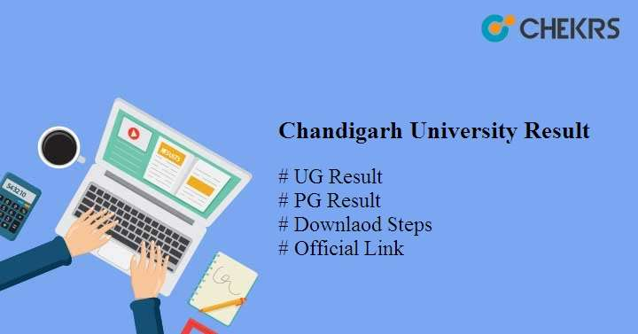 chandigarh university result cuchd.in