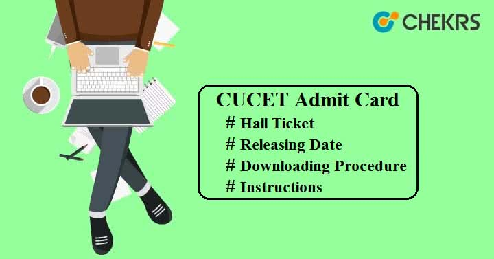CUCET Admit Card