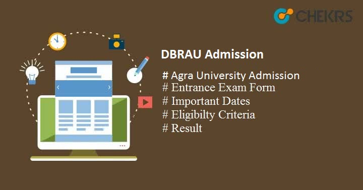 DBRAU Admission 2019 Agra University Admission Form dbrau.org.in
