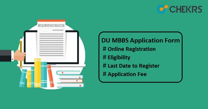DU MBBS Application Form
