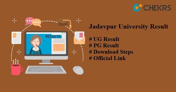 jadavpur university result