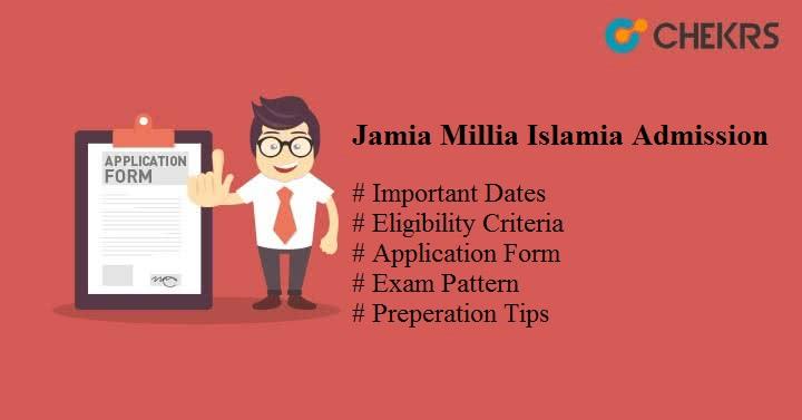 jamia millia islamia admission jmi.ac.in