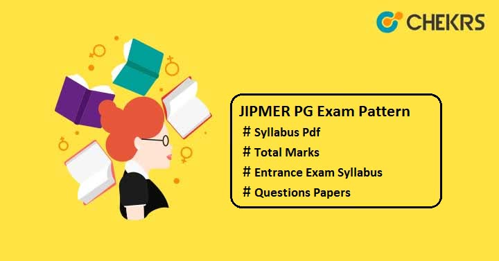 JIPMER PG Exam Pattern