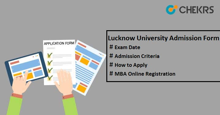 Lucknow University Admission Form