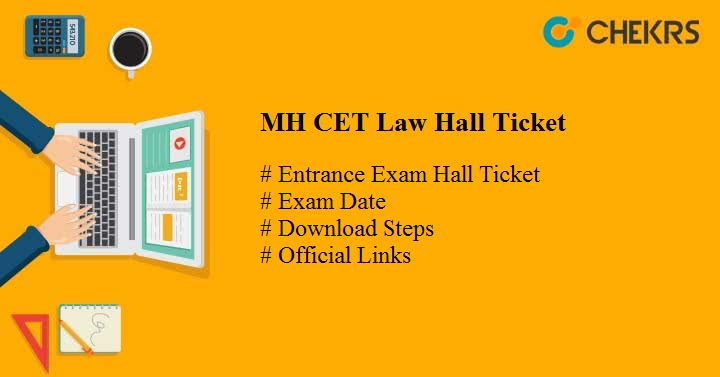 mh cet law hall ticket dtemaharashtra.gov.in MH CET Law Admit Card