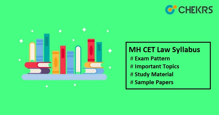 MH CET Law Syllabus