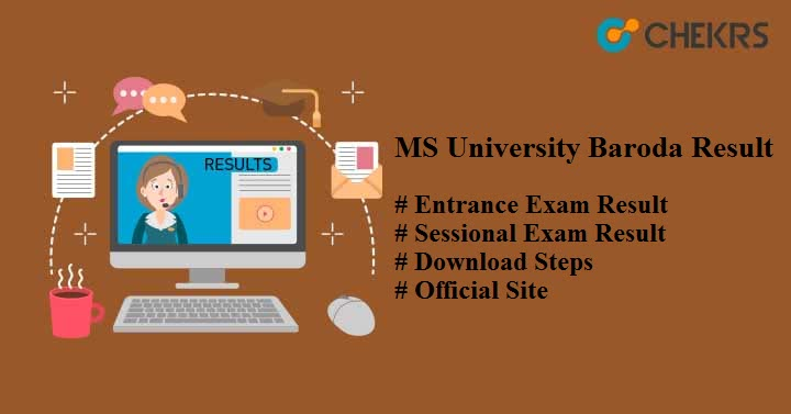 ms university baroda result