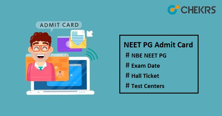NEET PG Admit Card