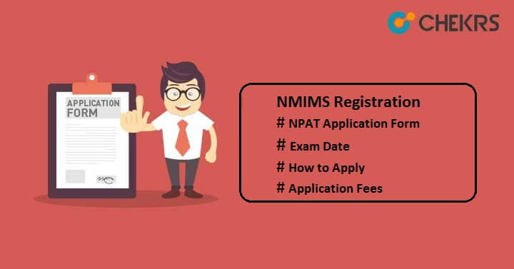 NMIMS Registration