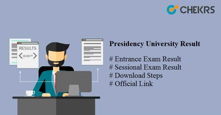 presidency university result presiuniv.ac.in