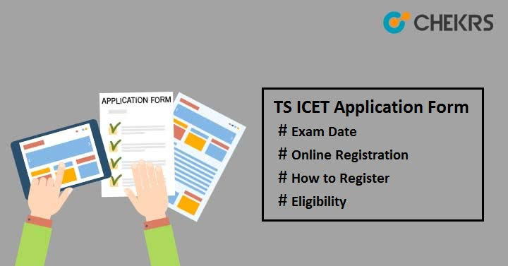 TS ICET Application Form