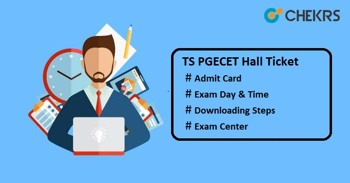 TS PGECET Hall Ticket 2020