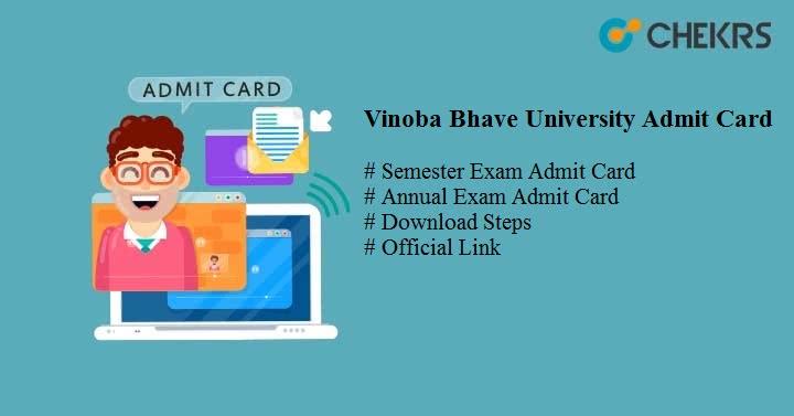 vinoba bhave university admit card 2018 Hazaribag University