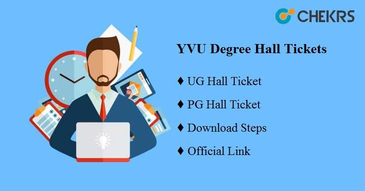 yvu degree hall tickets yogivemanauniversity.ac.in
