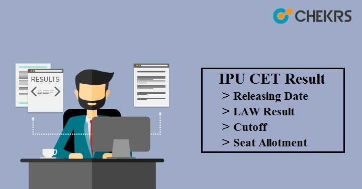 IPU CET Result