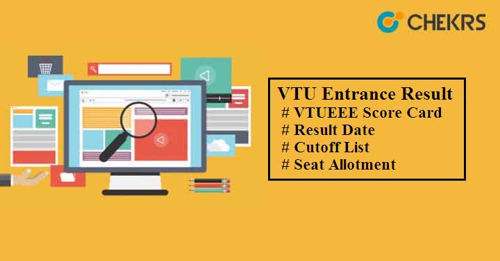 VTU Entrance Result