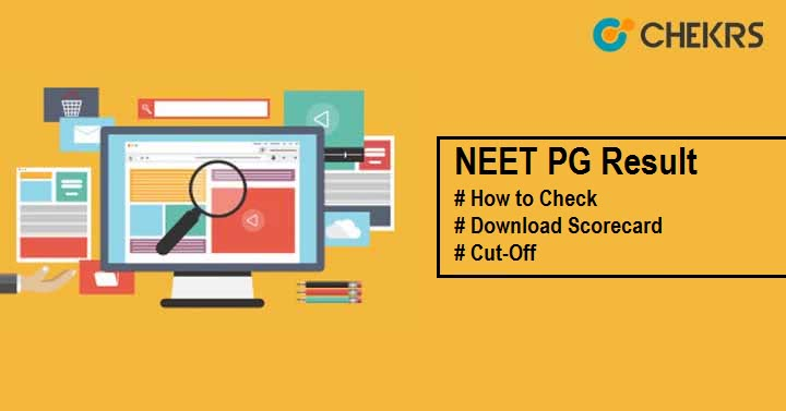 NEET PG Result 2019, Score Card Rank Merit List and Cut Off