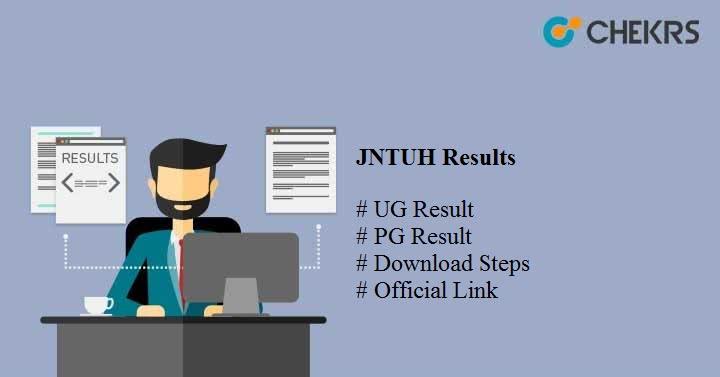 JNTUH Results 2019