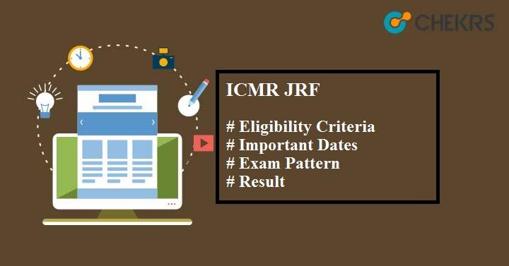 icmr jrf