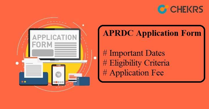 aprdc application form