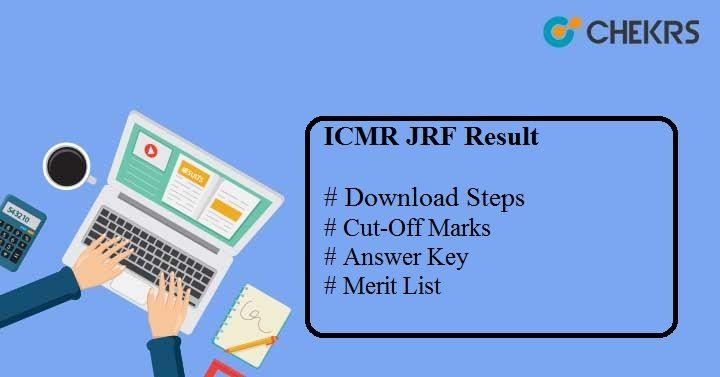icmr jrf result