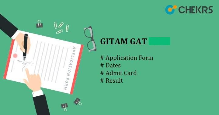 GITAM GAT 2022