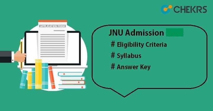JNU Admission 2021