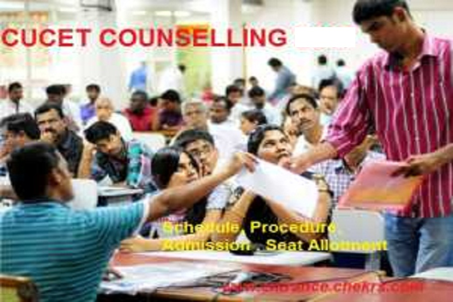 CUCET Counselling Result 2020