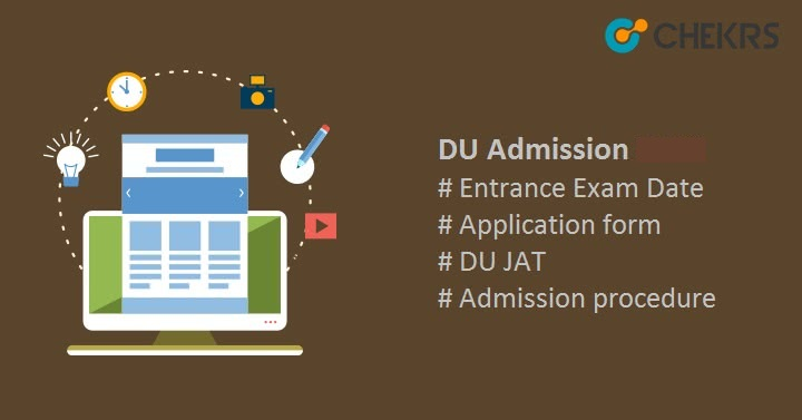 DU Admission 2021