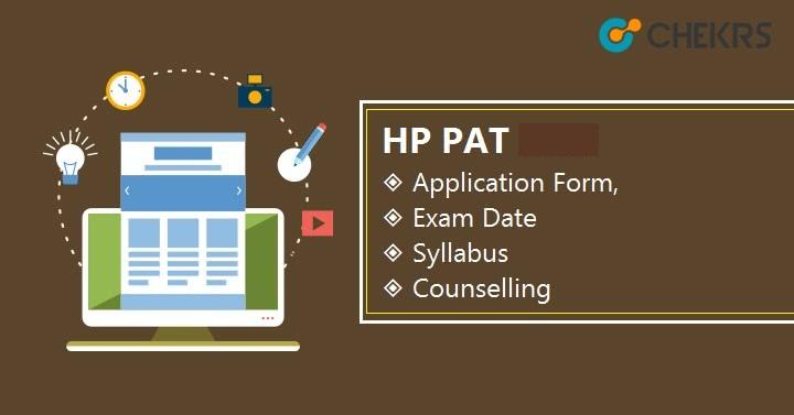 HP PAT 2021