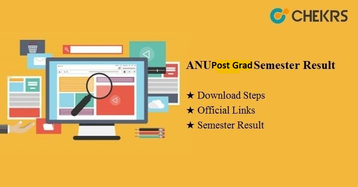 ANU PG Results 2021