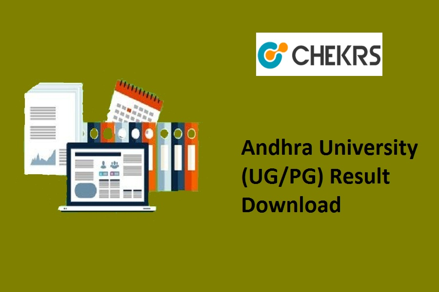 Andhra University Result 2021