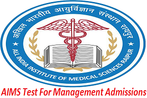 AIMS Test For Management Admissions 2017