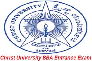 Christ University BBA Entrance Exam 2017