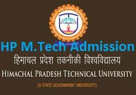 HP M.Tech Admission 2017