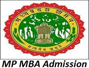 MP MBA Admission 2017