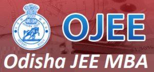 Odisha JEE MBA 2017
