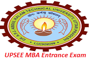 UPSEE MBA Entrance Exam 2017