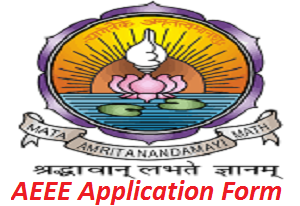 AEEE Application Form 2017
