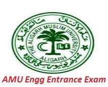 AMU Engg Entrance Exam 2017 Details