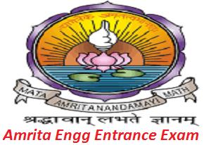 Amrita Engineering Entrance Exam 2017