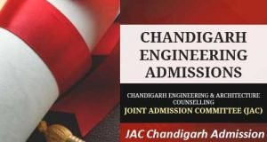 JAC Chandigarh Admission 2017